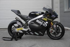 Motor baru Tech 3 Moto2