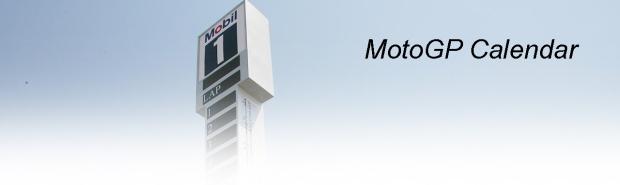 MotoGP Calendar