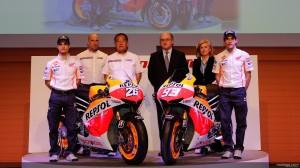 Tim Repsol Honda. Sumber: MotoGP.com