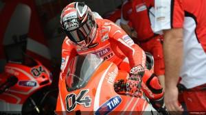 Andrea Dovizioso di sesi tes resmi MotoGP Sepang, 6 Februari 2013. Sumber: MotoGP