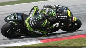 Cal Crutchlow di sesi tes resmi MotoGP Sepang, 7 Februari 2013. Sumber: MotoGP