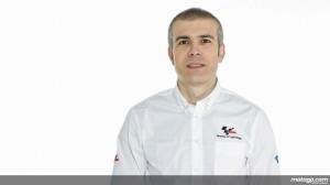 Corrado Cechinelli. Sumber: MotoGP