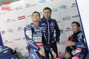 Tim Aspar MotoGP CRT. Sumber: MCN