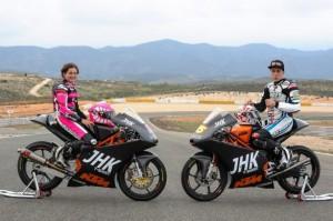 Tim Moto3 JHK T-Shirt Laglisse 2013. Sumber: TWB
